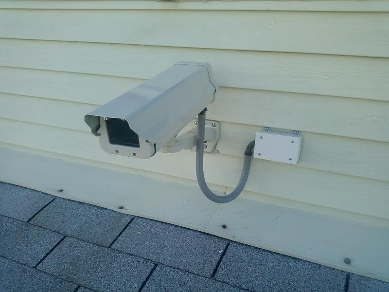 Protecting The Pigtail On An Outdoor Installation Ip