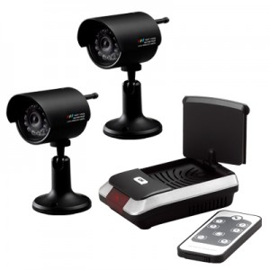 How to access security cameras remotely