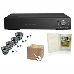 4 Camera Surveillance System