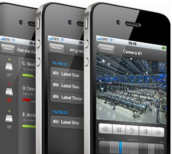 How to playback Security footage from your Smartphone