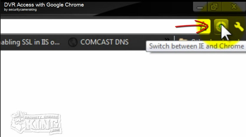 how to not show download in chrome