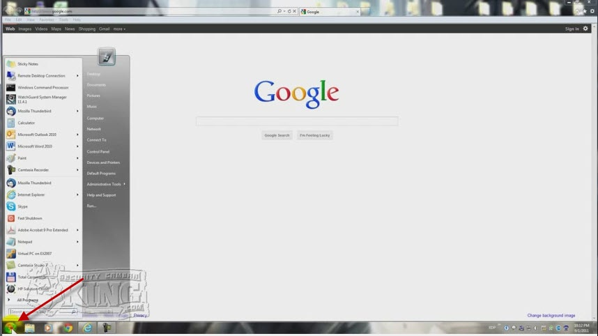 cara download google chrome di laptop
