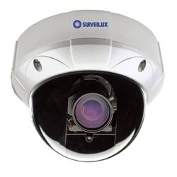 600TVL Color Day Night Vandal Proof Dome Surveillance Camera