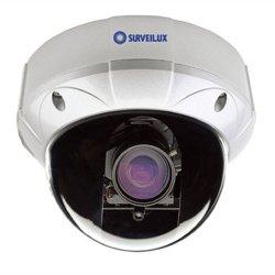 600TVL Color Day Night Vandal Proof Dome Surveillance Camera