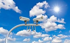 Street CCTV cameras