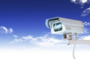 outdoor security camera system