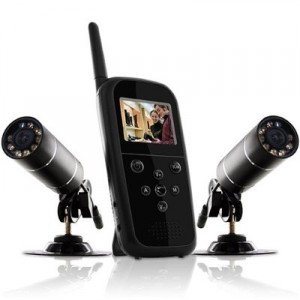 wireless security cameras for the home