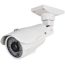 700tvl weatherproof varifocal IR bullet security camera