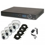 Outdoor CCTV Systems