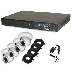 iPhone Security Camera System