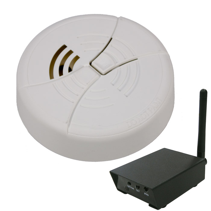 Covertly Record With A Smoke Detector Hidden Camera