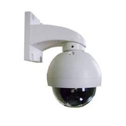 700TVL 12X Indoor/Outdoor Pan Tilt Zoom Security Camera