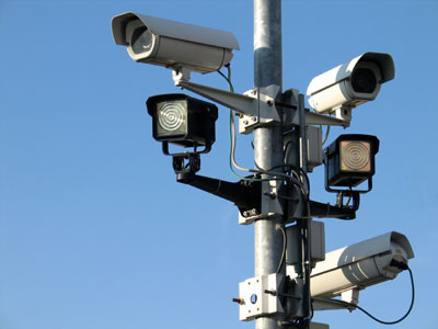 Different Types Of Security System Cameras