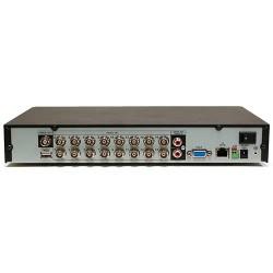 16 Channel Elite Mini Economy Series H.264 Realtime Security DVR