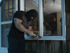 Types of Criminals Most Likely to Enter Your Home While You Are In It