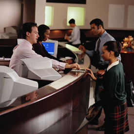 State of the Art Security Systems for Banks