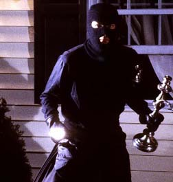 Burglary Crime Rates in Prominent Neighborhoods
