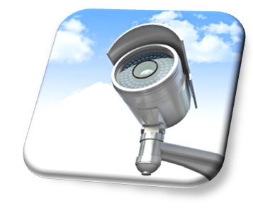 Cloud Surveillance Video Recording Backup for IP Cameras