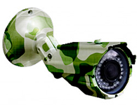 camo bullet security camera
