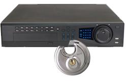 lockdown security DVR