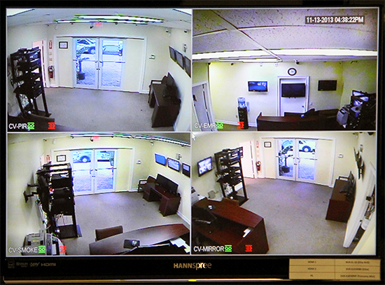 Business Security Cameras