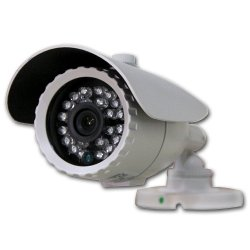 630TVL Weatherproof Day/Night Infrared Bullet Camera