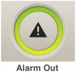 TechproSS Alarm Out Icon