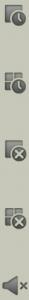 TechproSS Sidebar Buttons