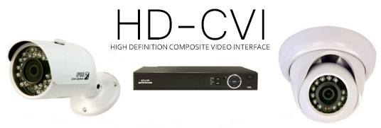 HD-CVI high definiteion composite video interface