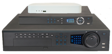 What is the difference HDCVI, DVR, and IP NVR