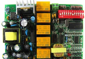 PTZ Control Board