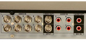 8 Channel LT Mini Audio