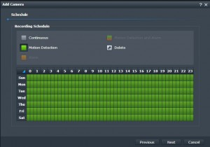 Synology 8 Schedule
