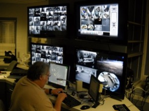 camera monitoring jail
