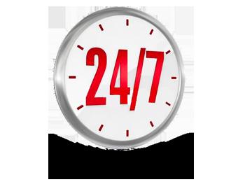 24.7clock