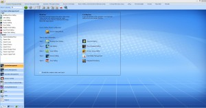 IDteck Software Interface