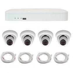 Alarm System vs. Camera System