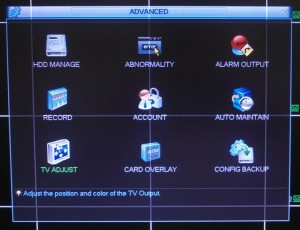 Overview of the Security DVR Menu System from SecurityCameraKing.com – Part 3