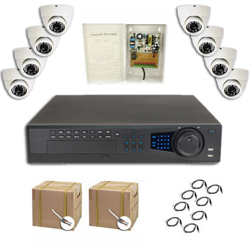 8 CH Ultimate DVR System