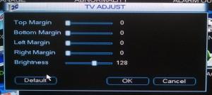 TV Adjust