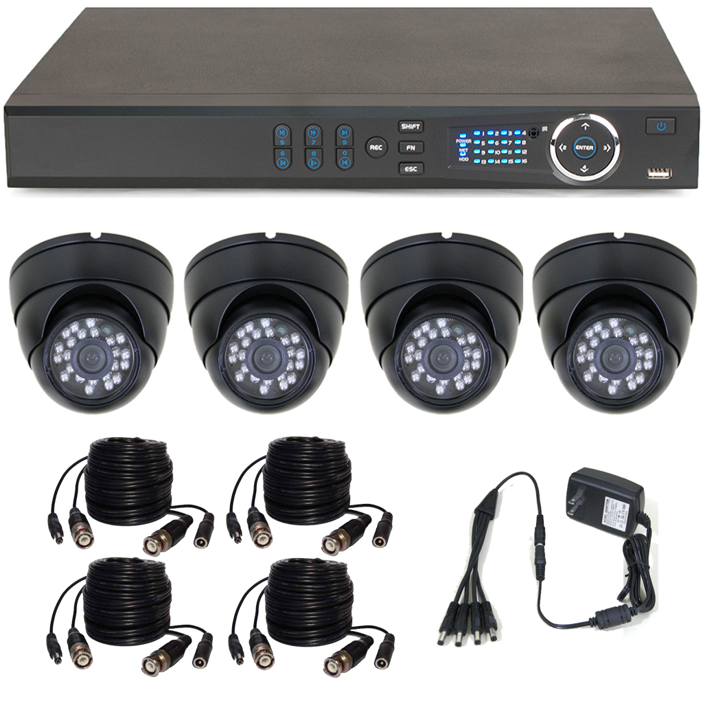 how to install cctv security cameras in a residence