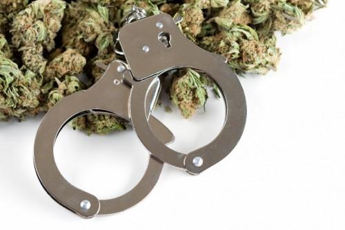 MarijuanaAndHandcuffs