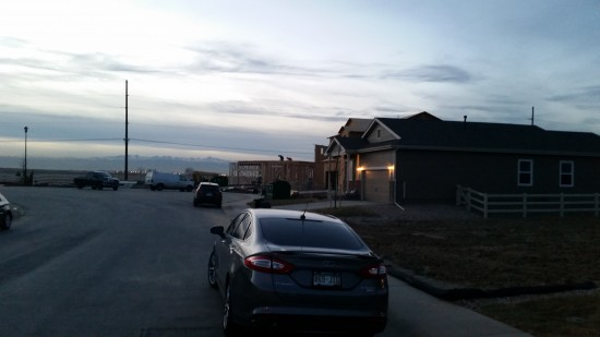new homes being built in colorado