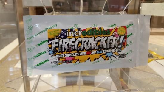 firecracker edibles
