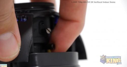 varifocal manual zoom lens