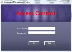 Access Control Login1
