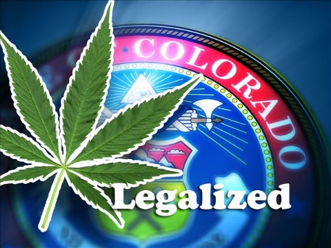 Marijuana Legalized in Colorado
