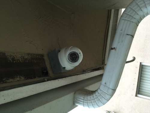 Varifocal Dome Security camera