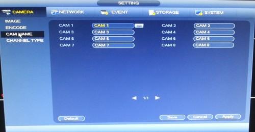 Settings-camera-camname