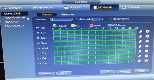 Setting-storage-schedule